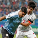 Copa América: Japón con chance de seguir con vida tras igualar 2-2 con Uruguay