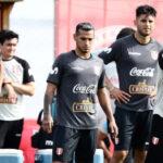 La selección peruana practicó en Porto Alegre para el debut en la Copa América