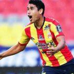 Irven Avila regresa a los Lobos BUAP tras finalizar préstamo al Monarcas Morelia