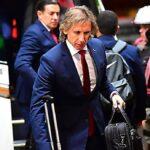 Selección peruana: La bicolor llega a Porto Alegre, sede del partido contra Chile
