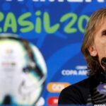 "Ricardo Gareca: ""Teníamos otras expectativas pero este 5-0 nos deja mal parados"""