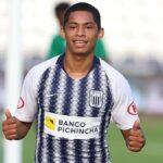 Alianza Lima: Kevin Quevedo interesa al Benfica, según diario 'o Jogo'