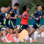 Yotún: Neymar le hace falta a Brasil, pero jugamos contra toda la selección