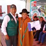 MINAGRI condecora a productores de Apurímac por el Día del Campesino