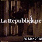 """Pedro Chávarry se reunió con """"Los Cuellos Blancos"""" en casa de Hinostroza (Video)"""