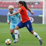 Mundial Femenino: Chile queda eliminada pese a derrotar 2-0 a Tailandia