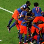 Copa América: Colombia armó la fiesta en Brasil y derrota 2-0 a Argentina (Video)