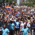 LGTBI: Una marea de celebración invade Nueva York por 50 años del Orgullo Mundial (Fotos)