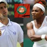 Roland Garros: Djokovic avanza en semifinales y eliminan Serena Williams