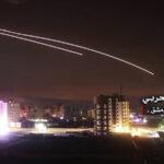 Siria intercepta misiles israelíes que causan 4 muertos cerca de Damasco