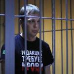 Rusia: Tribunal decreta arresto domiciliario para el periodista Golunov