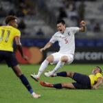 Copa América: Ecuador y Japón empatan 1-1 y se quedaron fuera del torneo