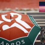 Roland Garros: Lluvia suspende la jornada y condiciona el desenlace