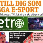 Propietario de mayor periódico sueco filtra plan para despedir a todos los periodistas