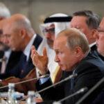 """Rusia: Putin propone """"reglas comunes"""" para evitar injerencias en países"""