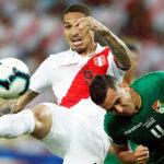"""Copa América: Perú despertó con goles de Guerrero, Farfán y el """"Orejas"""""""