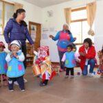 Midis: Cuna Más abriga a niñas y niños de Puno