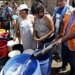 Corte de agua: ¿Qué distritos serán afectados al 100 %? (VIDEO)