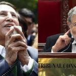 """Presidente del TC, que criticó a Vizcarra, tiene una hija casada con """"Coqui"""" Toledo"""