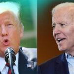 """EEUU: Trump llama """"débil mental"""" a su probable adversario electoral Joe Biden"""