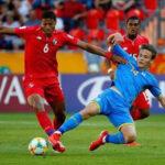 Mundial Sub-20: Ucrania avanza a cuartos de final goleando 4-1 a Panamá