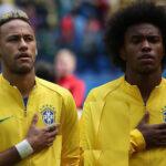 Copa América: Willian fue convocado para reemplazar a Neymar