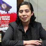 Zuliana Lainez es elegida vicepresidenta de la Federación Internacional de Periodistas