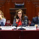 Congreso: Constitución citó para el martes a titular de Justicia