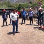 Agricultores de Apurímac son instruidos en el uso responsable de plaguicidas