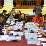 Comisión de Constitución inició debate de proyectos sobre reforma política (VIDEO)