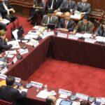 Congreso: Comisión de Constitución posterga debate hasta el lunes