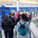 Cusco: Paro obliga a restringir servicio de trenes a Machu Picchu
