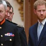 Reino Unido: El príncipe Harry evitó cruzarse con Trump en banquete que ofreció la reina (VIDEO)
