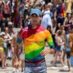Tel Aviv clama por la diversidad en su multitudinaria marcha del Orgullo LGTB