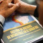 Publican libro de Julio Kuroiwa sobre gestión de riesgo de desastres