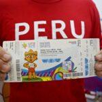 Lima 2019: Puntos de venta oficiales de las entradas