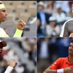 Roland Garros: Nadal elimina a Federer y aplazan duelo Djokovic-Thiem