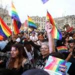 Miles marcharon reclamando igualdad de derechos para la comunidad LGTBI