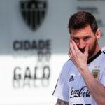 Copa América: Argentina no da pistas sobre alineación en último entrenamiento