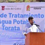 Moquegua: Ejecutarán nuevo proyecto de saneamiento en Torata