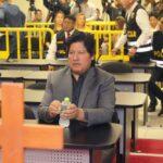 Poder Judicial emitirá este viernes sentencia de casación en caso Edwin Oviedo