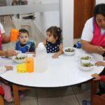 Cuna Más cubre 100% del requerimiento de nutrientes para niñas y niños