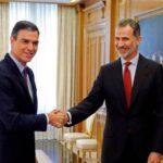 España: El socialista Pedro Sánchez asume el encargo de formar gobierno