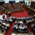 Pleno del Congreso debate cuestión de confianza (EN VIVO)