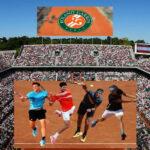 Roland Garros: Djokovic y Thiem imponen su jerarquía y Del Potro fue eliminado