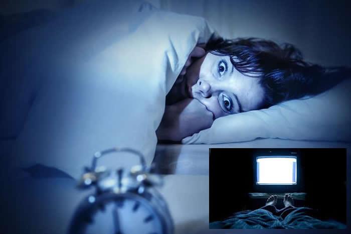 ¡Cuidado!, si duermes con luz artificial podría causarte obesidad