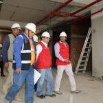 Tacna: Contraloría promoverá avance de obras de hospital