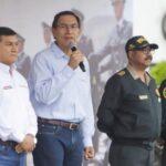 Perú incorpora 6,000 nuevos policías para luchar contra la delincuencia