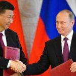 Putin y Xi Jinping deciden contrarrestar restricciones a exportación de altas tecnologías