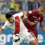 Copa América: Perú entrenó en Sao Paulo sin la presencia de Zambrano